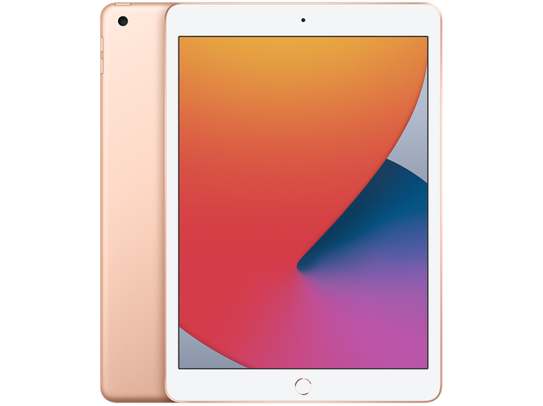 APPLE iPad 8th gen 128 GB Gold 4G+