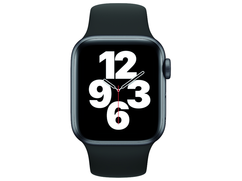 APPLE Watch SE 40mm Space Grey Black Sportband