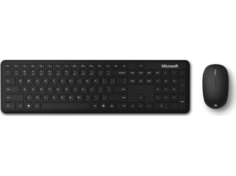 MICROSOFT Bluetooth Desktop Set Black (QHG-00026)