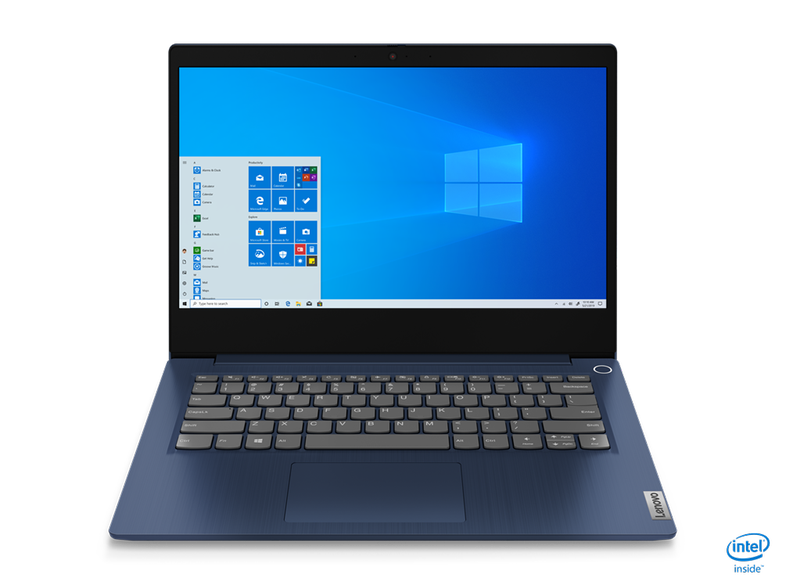 LENOVO IdeaPad 3 14IIL05 Intel Core i5-1035G1 / 8GB / 256GB SSD / Intel UHD Graphics / Full HD