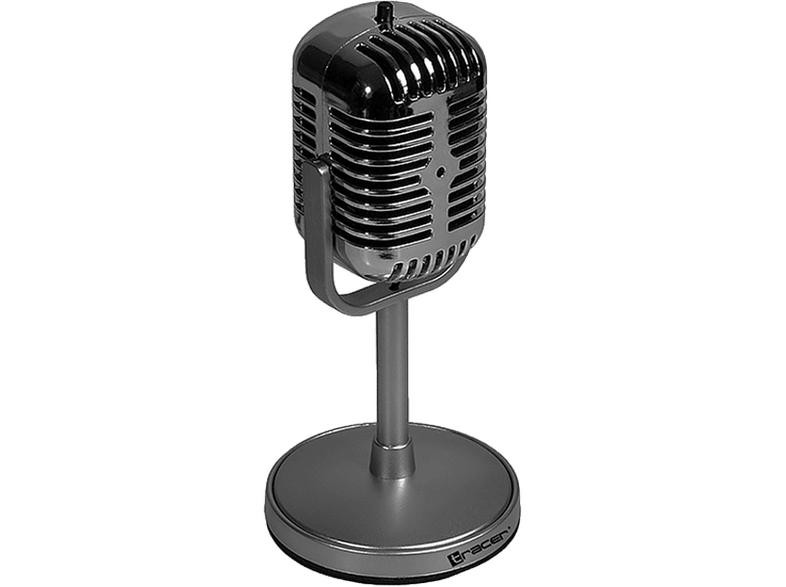 TRACER Classic Microphone Black