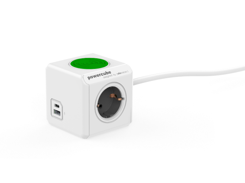 ALLOCACOC Powercube extended usb 1.5mm2
