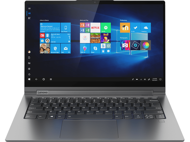LENOVO Yoga C940-14IIL Intel Core i7-1065G7 / 16GB / 512GB SSD / Intel IRIS Graphics