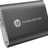HP SSD Portable P500 250GB USB 3.1 Gen2 up to 380 MB/s