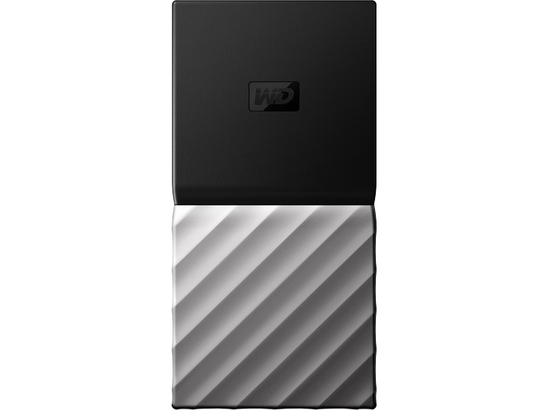 MyPassport External SSD 512GB USB 3.1 Gen2 Type-C up to 540MB/s