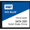 WD Blue 3D SATA SSD 1TB up to 560MB/s