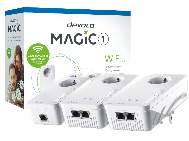 DEVOLO Magic 1 WiFi 2-1-3