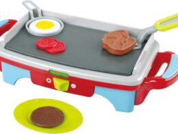 Playgo Σετ Πρωινού Griddle