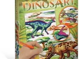 DinosArt Dots-By-Number