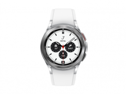 SAMSUNG Galaxy Watch 4 Classic 42mm Silver | Be Online